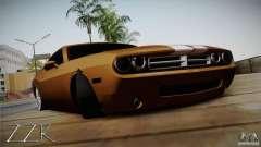 Dodge Challenger Socado Com Rotiform FIXA