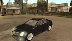 Cadillac CTS-V 2009 for GTA San Andreas