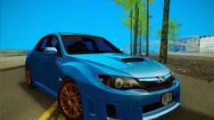 Subaru Impreza WRX STI 2011 for GTA San Andreas
