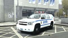 Chevrolet Tahoe NYCPD