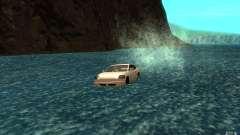 Alpha boat for GTA San Andreas