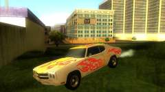 Chevy Chevelle SS stock 1970 for GTA San Andreas