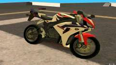 Honda Fireblade 1000RR for GTA San Andreas