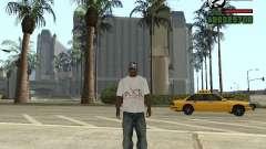 FUck T-shirt for GTA San Andreas