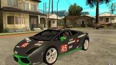 Lamborghini Gallardo LP560 for GTA San Andreas