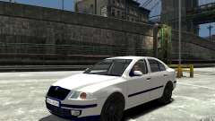 Skoda Octavia II 2005 for GTA 4