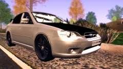 Subaru Legacy 3.0 R tuning v 2.0 for GTA San Andreas