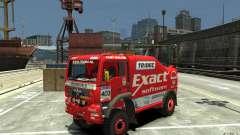 MAN TGA Rally Truck