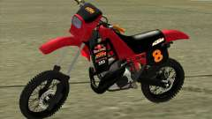 KTM 350 Redbull for GTA San Andreas