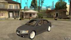 Volvo S40 2008 for GTA San Andreas
