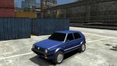 Volkswagen Golf II Country 1990 for GTA 4