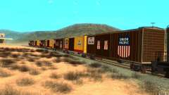 Union Pacific Reefer for GTA San Andreas