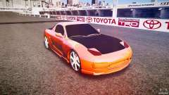 Mazda RX-7 ProStreet Style for GTA 4