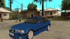 BMW M3 E36 1997 for GTA San Andreas