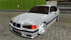 BMW M3 E36 Light Tuning