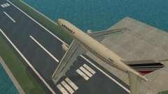 Airbus A300-600 Air France for GTA San Andreas