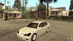 Lexus GS300 2003 for GTA San Andreas