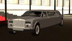 Rolls-Royce Phantom Limousine 2003 for GTA San Andreas