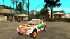 Mitsubishi Racing Lancer from DIRT 2 for GTA San Andreas