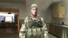 Dave from Resident Evil