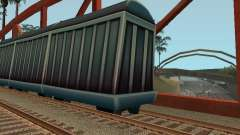 Freight car of the Subway Surfers