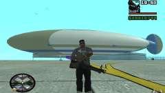 Large airship for GTA San Andreas