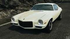 Chevrolet Camaro 1970 v1.0