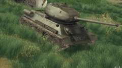 T-34-85 from the game COD World at War for GTA San Andreas