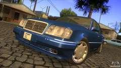 Mersedes-Benz E500 for GTA San Andreas