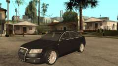 Audi A6 3.0 TDI Quattro for GTA San Andreas