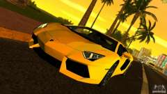 Lamborghini Aventador LP 700-4 for GTA Vice City
