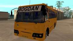 BOGDAN A 09202 for GTA San Andreas
