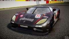 Koenigsegg Agera v1.0 [EPM] for GTA 4