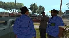 Crips 4 Life for GTA San Andreas