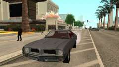 AMC Javelin 1970 for GTA San Andreas