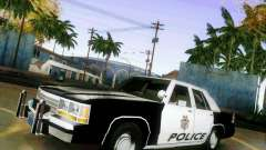 Ford Crown Victoria LTD 1991 LVMPD for GTA San Andreas