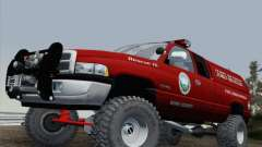 Dodge Ram 3500 Search & Rescue