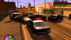 Chasing machines for GTA San Andreas