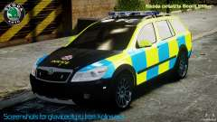 Skoda Octavia Scout Essex [ELS] for GTA 4