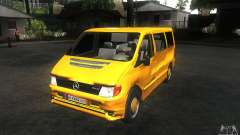 Mercedes Vito for GTA San Andreas