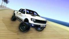 Ford F-150 Carryer Metal Mulisha for GTA San Andreas
