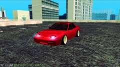 Nissan Onivia for GTA San Andreas