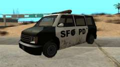 Moonbeam Police for GTA San Andreas