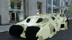 HQ Batman Tumbler