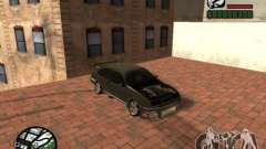 Ford Sierra Drift for GTA San Andreas