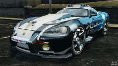 Dodge Viper SRT-10 ACR ELITE POLICE