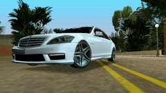 Mercedes-Benz S65 AMG 2012 for GTA Vice City