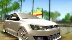 Volkswagen Polo 6R TSI Edit for GTA San Andreas