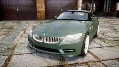 BMW Z4 sDrive35is 2011 v1.0 for GTA 4