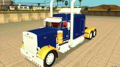 Peterbilt 359 Custom for GTA San Andreas
